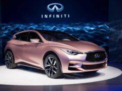 Компания Infinity презентовала новый хэтчбек премиум-класса Q30
