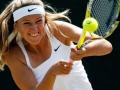 Виктория Азаренко провела мастер-класс для юных теннисистов