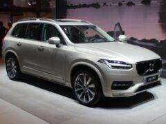 Volvo представит в Лос-Анджелесе «машину времени»