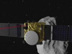 Ученые показали «убийцу астероидов»