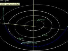 NASA: к Земле приближается гигантский астероид