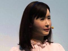 Японцами трудоустроена новая версия феминоида-рецепциониста