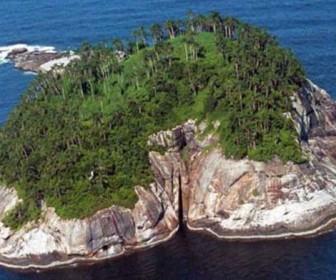 Остров Кеймада-Гранди