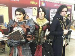 В Москве стартовали «Игромир» и Comic Con Russia