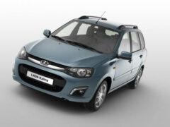 АвтоВАЗ снизил цены на Lada Kalina и Lada Granta до конца октября