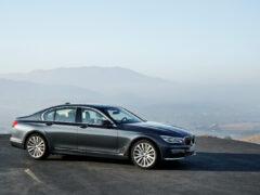 В РФ приедут новые версии седана BMW 7-Series