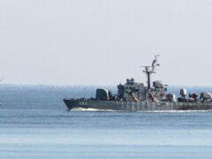 Корабль Южной Кореи открыл предупредительный огонь по судну КНДР