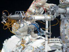 Началась трансляция выхода членов экипажа МКС в открытый космос
