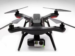 GoPro испытала квадрокоптер своего производства