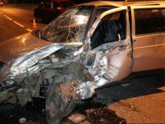 Два человека пострадали в ДТП с шестью автомобилями на западе Москвы
