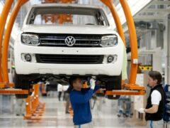 Volkswagen отзовет почти две тысячи автомобилей в Китае