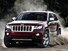 В Китае началось производство внедорожника Jeep Cherokee