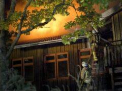 В Швеции сгорел очередной центр приема беженцев