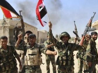 Сирия оппозиция