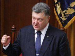 Петр Порошенко не считает перемирие в Донбассе «концом войны»