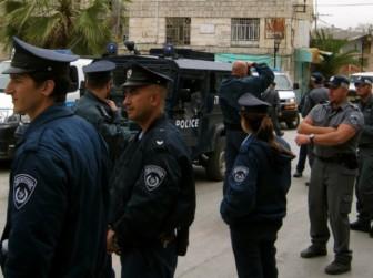 полиция Израиль