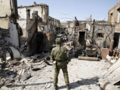 Суд Гааги запросил у РФ итоги расследования конфликта в Южной Осетии