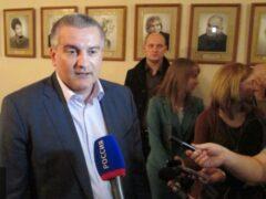 Глава Крыма не верит в результаты прошедших на Украине выборов