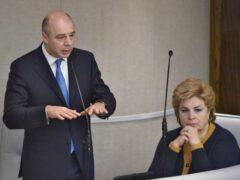 Минфин: Средства резервных фондов могут закончиться в 2017 году