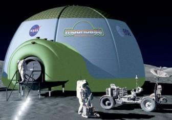 Марс дома