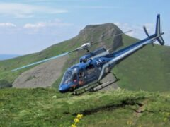 Два человека погибли в Канаде при крушении вертолета