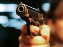 В Петербурге на Васи Алексеева водителю выстрелили в голову