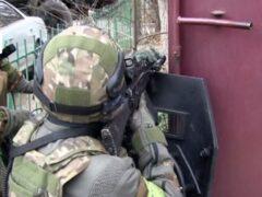 В ходе спецоперации в Чечне ранены трое сотрудников МВД