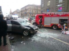 В машине водителя, сбившего в Петербурге пять человек, нашли наркотики