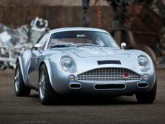 Aston Martin DB4 GT Zagato выставлен на торги за 16 млн долларов