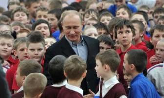 Путин дети