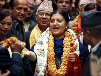 президент Непала