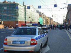 На Кубани полицейская машина протаранила автобус, пострадали трое