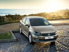 Российский Volkswagen Polo получит новые двигатели и опции
