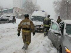 Число пострадавших от циклона на Сахалине увеличилось до 24 человек