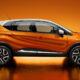 В сети появилось первое фото кроссовера Renault Captur для России
