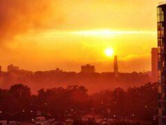В Северном полушарии сентябрь стал самым теплым за 125 лет
