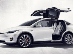 Tesla увеличила поставки электрокаров на 50 процентов