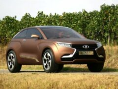 В феврале следующего года «АвтоВАЗ» начнет продажи Lada Xray