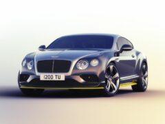 В РФ рухнули продажи Bentley