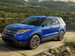 Объявлены цены на обновленный Ford Explorer