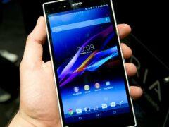 Компания Sony признала серьезную проблему в новейших смартфонах компании