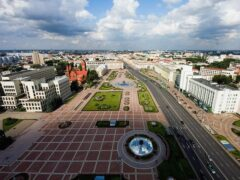 В Минске началось общественное обсуждение генплана столицы
