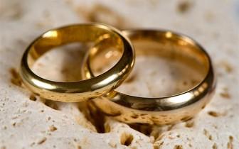 свадьба, брак, кольца