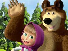 Создатели «Маши и Медведя» продолжили съемки мультсериала