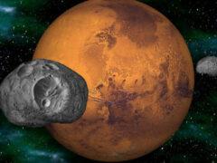 НАСА назвало сроки разрушения Фобоса Марсом