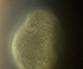 облако на Титане
