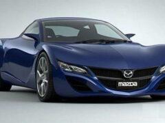 В 2017 году выйдет новая роторная Mazda RX-9
