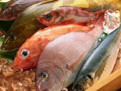 Употребляя рыбу, человек продлевает жизнь на 2 года