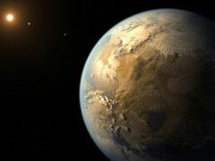 Ученые объяснили необитаемость похожей на Землю экзопланеты