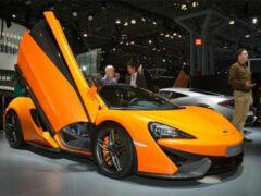 В McLaren приступили к производству нового спорткара 570S
